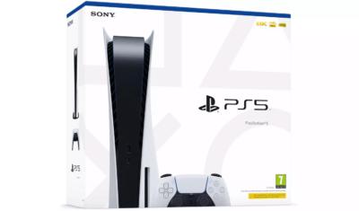PlayStation 5 Box