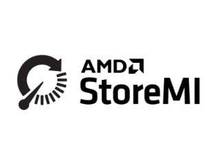 AMD StoreMI Black Logo