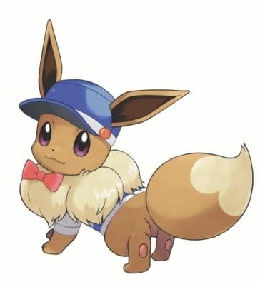 Pokémon: Let's Go Eevee! Scene 8