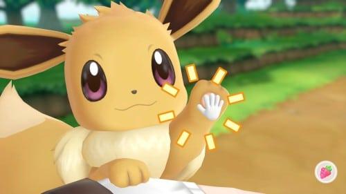 Pokémon: Let's Go Eevee! Scene 9