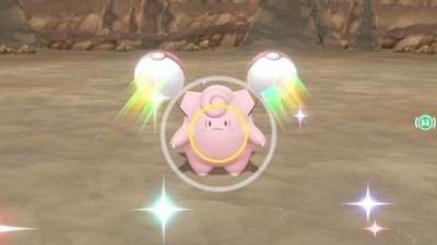 Pokémon: Let's Go Eevee! Scene 7