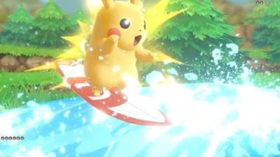 Pokémon: Let's Go Eevee! Scene 5