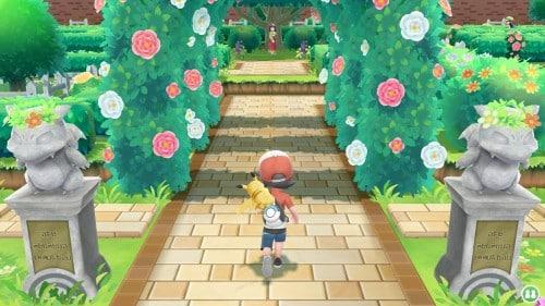 Pokémon: Let's Go Eevee! Scene 3