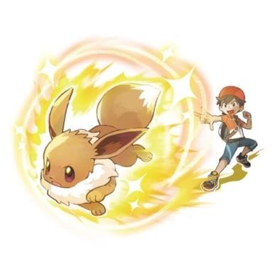 Pokémon: Let's Go Eevee! Scene 11