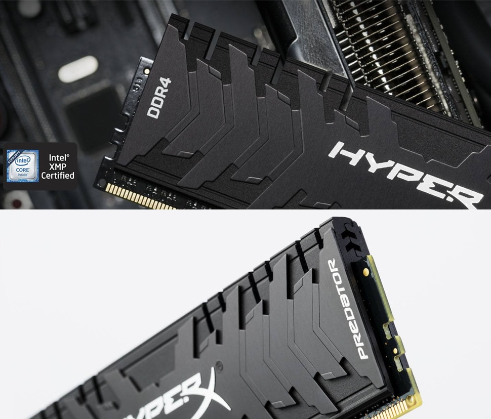 HyperX Predator Promo Poster