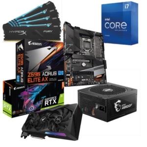 Intel 11th Gen i7 & RTX 3070 Bundle