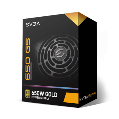 EVGA SuperNOVA 650 G5 Promo View