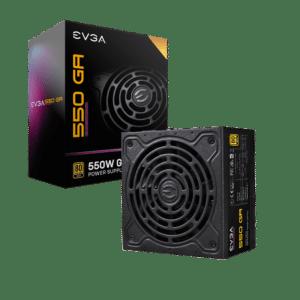 EVGA SuperNOVA 550 GA Promo Box View
