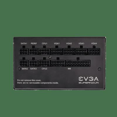 EVGA SuperNOVA 750 G5 IO View