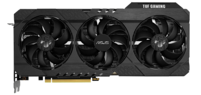 ASUS TUF Gaming GeForce RTX 3060 OC Fan View Poster