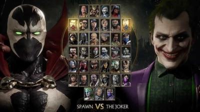 Mortal Kombat 11 Ultimate Scene 1