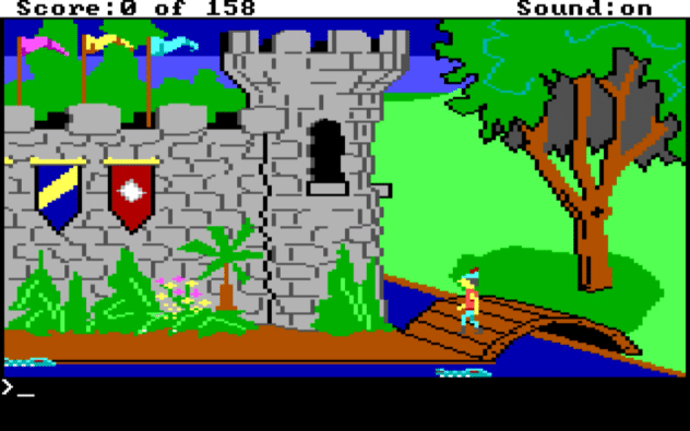 King's Quest Screenshot