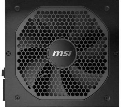 MSI MPG A750GF Fan View