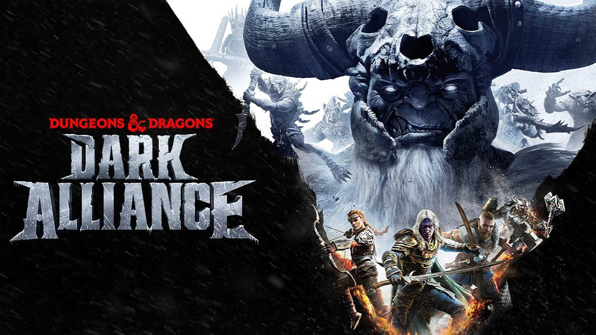 Dungeons and Dragons: Dark Alliance Poster 9015