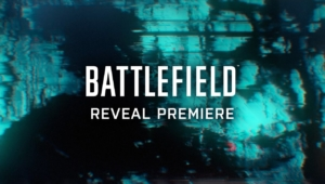 Battlefield Reveal Trailer Poster