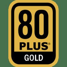 80 PLUS Gold Logo