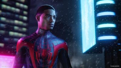 Spider-Man: Miles Morales Scene 2