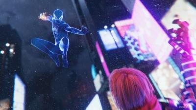 Spider-Man: Miles Morales Scene 3