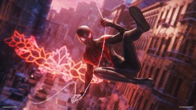 Spider-Man: Miles Morales Scene 4