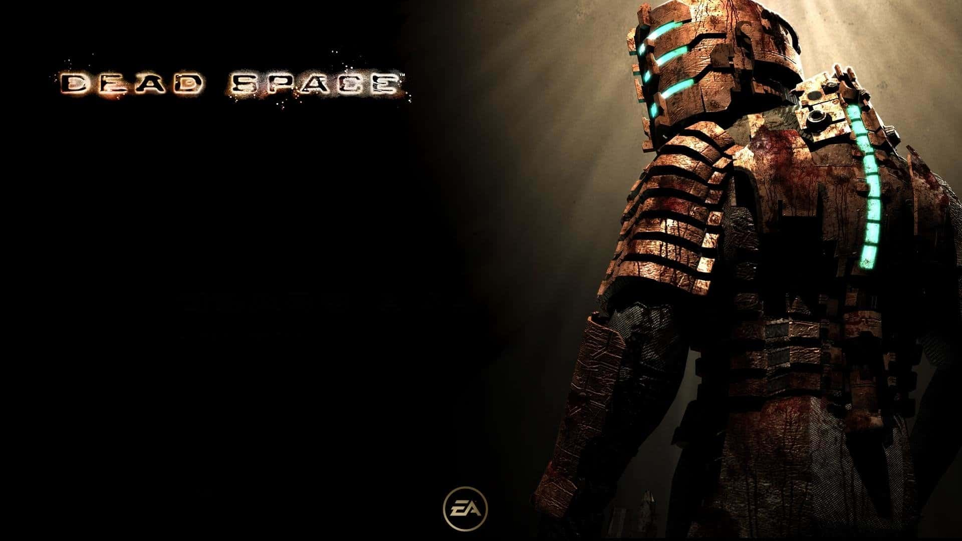 Dead Space Cover Poster