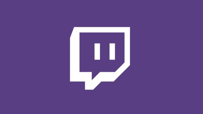 Twitch Logo Poster 8973