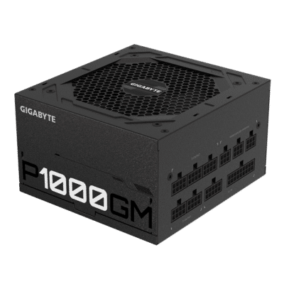 GIGABYTE P1000GM 1000W PSU Side View