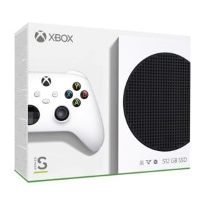 Xbox Series S Box View