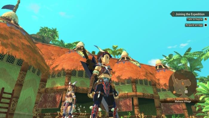 Monster Hunter Stories 2 Screenshot 2