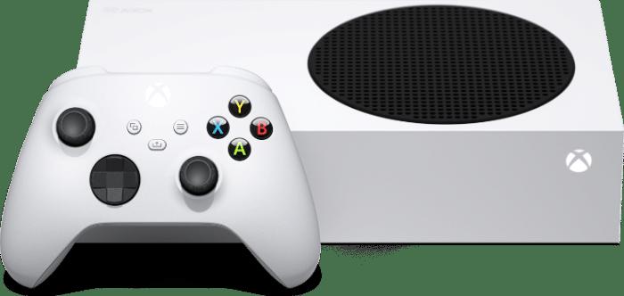 Xbox Series S Promo Image
