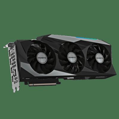 Gigabyte GeForce RTX 3090 GAMING OC 24G Fan View