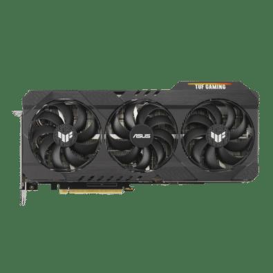 ASUS TUF GAMING GeForce RTX 3090 Vertical Fan View