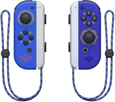 Legend of Zelda Joy-Cons Pair View