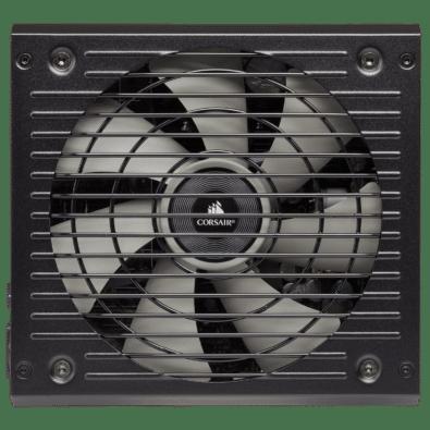 Corsair RM850x Black Fan View