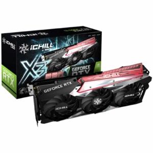 Inno3D RTX 3060 TI iCHILL X3 RED Box View