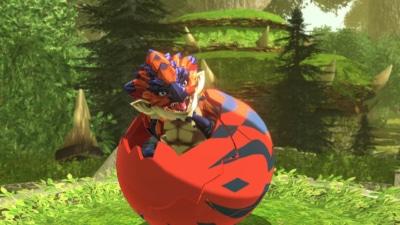 Monster Hunter Stories 2: Wings Of Ruin Gameplay Art Poster 1