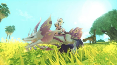 Monster Hunter Stories 2: Wings Of Ruin Gameplay Art Poster 5