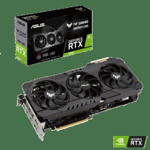 ASUS TUF GAMING GeForce RTX 3090 Box View