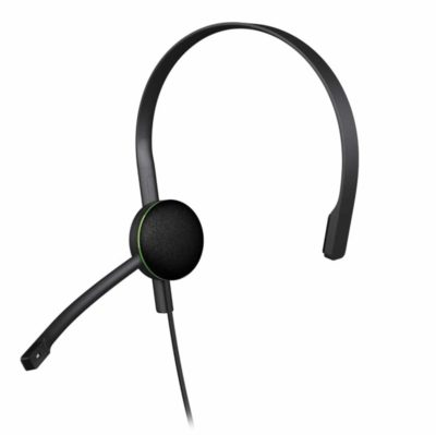 Microsoft Xbox One Chat Headset Right View