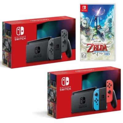 The Legend of Zelda Skyward Sword HD Nintendo Switch Bundle