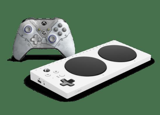 Xbox Series S Backward Compatible Accessories Illustration