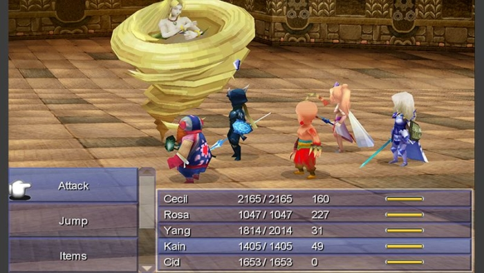 Final Fantasy IV Remastered Screenshot