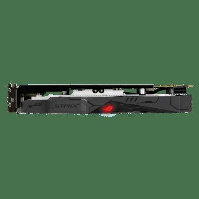ASUS ROG Strix RX570 OC Edition 8GB Side View