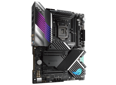 ASUS ROG MAXIMUS XIII APEX Angled View
