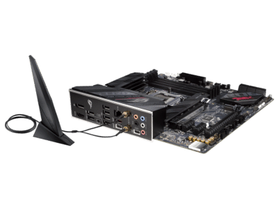 ASUS ROG Strix B560-G Gaming WiFi Connectivity View