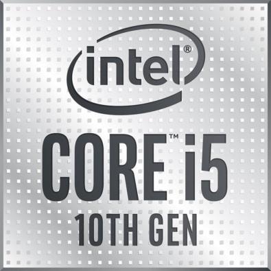 Intel Core 10th Gen i5 Logo