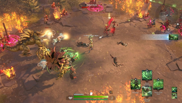 Magic: Legends Gameplay Screenshot