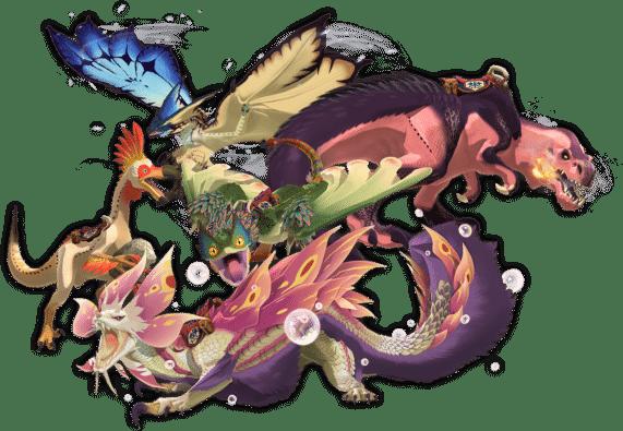 Monster Hunter Stories 2: Wings Of Ruin Poster 2
