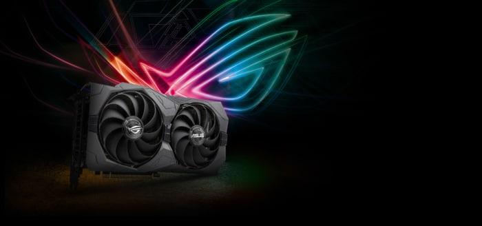 ROG Strix GeForce GTX 1660 SUPER Poster