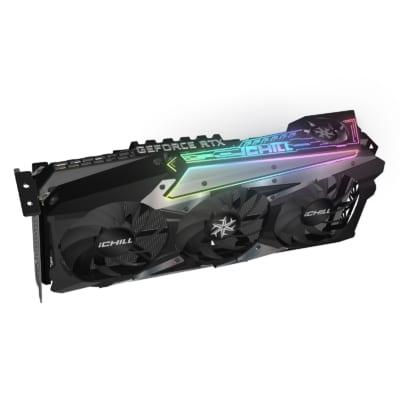 Inno3D GeForce RTX 3080 Ti iCHILL X4 Side View