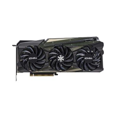 Inno3D GeForce RTX 3080 Ti iCHILL X4 Fan View